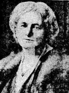 Flora Shaw (later Lady Lugard)