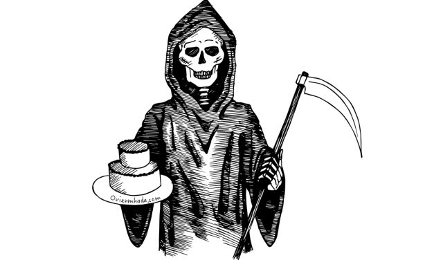 Cake or Death: How I became a Calvinist