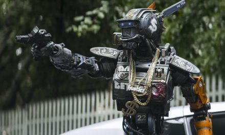 Three Reasons America Doesn't Like Chappie